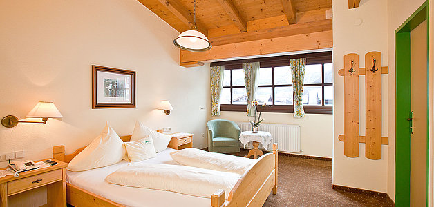 Nederkogl type B comfort rooms