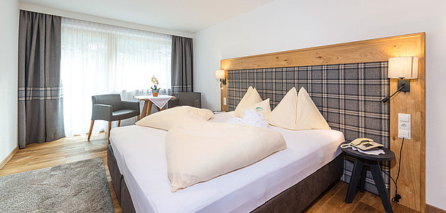 Eiche double rooms